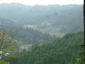 高山城址から見る景色